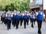Bezirksmusikfest mit Festgottesdienst, Massenchor und Festzug